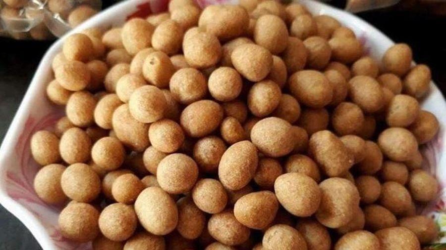 Tự làm 4 món ăn vặt từ đậu phộng