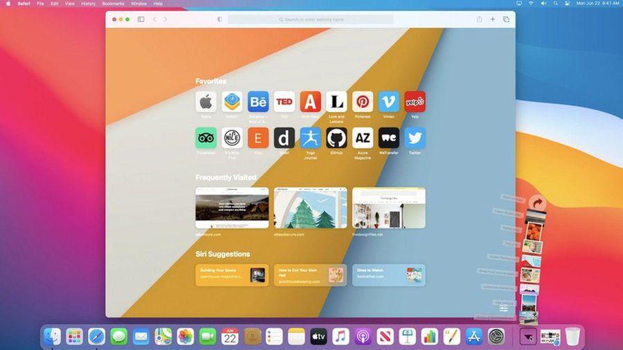 Safari 14 'quét' sạch 90 trình theo dõi người dùng