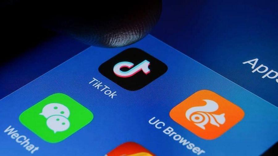 Lượng tải TikTok và WeChat tại Mỹ tăng vọt trước 'giờ G'