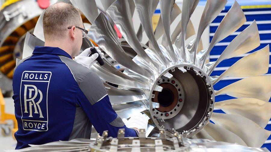 Rolls-Royce Holdings Plc lên kế hoạch huy động 2,5 tỷ bảng