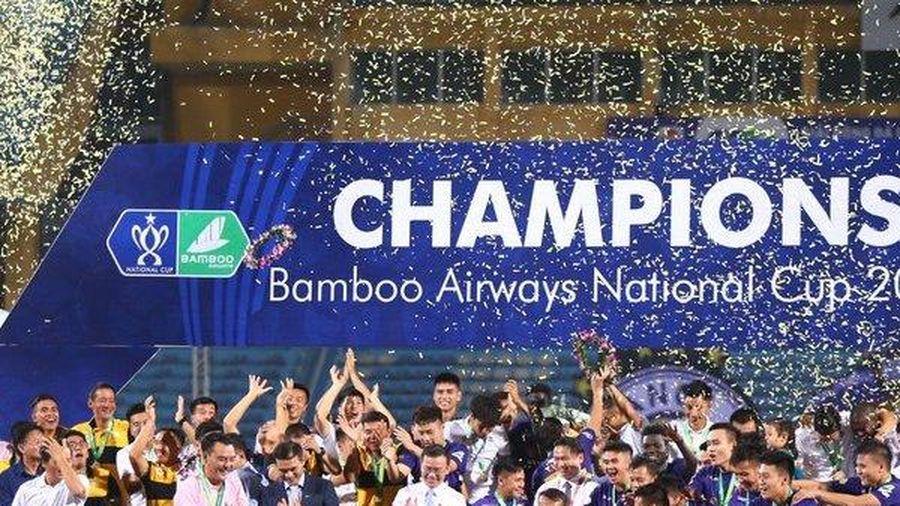 Quang Hải tỏa sáng, CLB Hà Nội ngược dòng đánh bại Viettel để lên ngôi vô địch Cúp Quốc gia