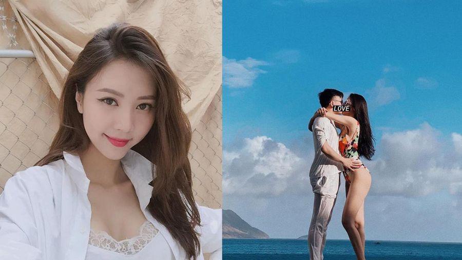 Lộ diện chân dung bạn trai Vũ Ngọc Châm: Sở hữu ngoại hình phong độ, là giám đốc công ty tại Hà Nội?
