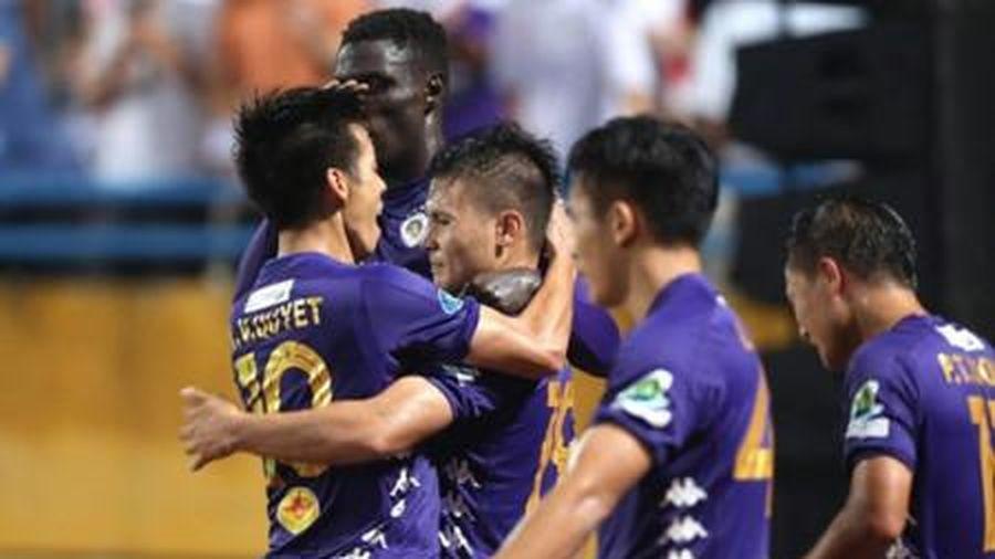 CLB Hà Nội ngược dòng đánh bại Viettel để lên ngôi vô địch Cúp Quốc gia