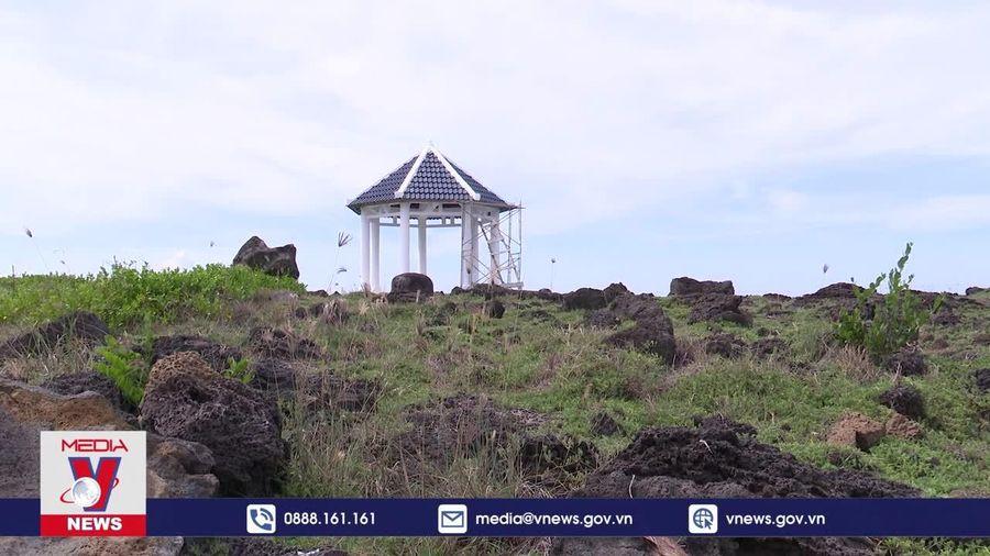 Vị trí xây điểm dừng chân ở Lý Sơn chưa phù hợp