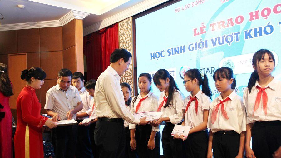 Thừa Thiên Huế: Hơn 2 tỷ đồng giúp đỡ học sinh, sinh viên có hoàn cảnh khó khăn