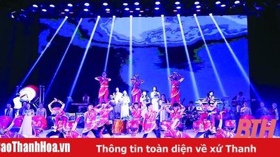 Vũ đoàn Lam Sơn - những bước nhảy sáng tạo