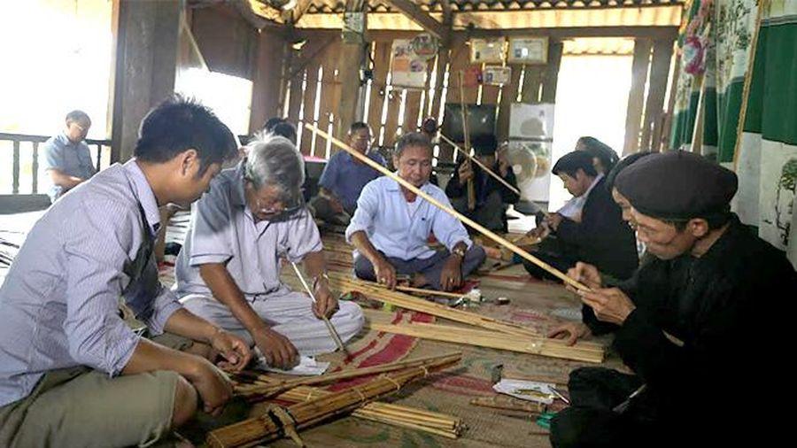 Yên Bái: Nghĩa Lộ tạo sức sống cho khèn bè