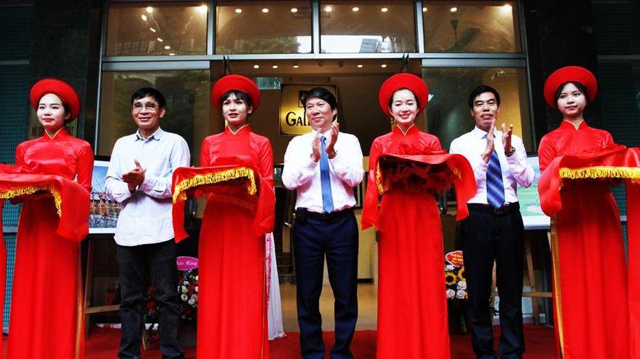 13 tác giả được trao giải tại cuộc thi 'Quảng Ninh hội tụ và lan tỏa'