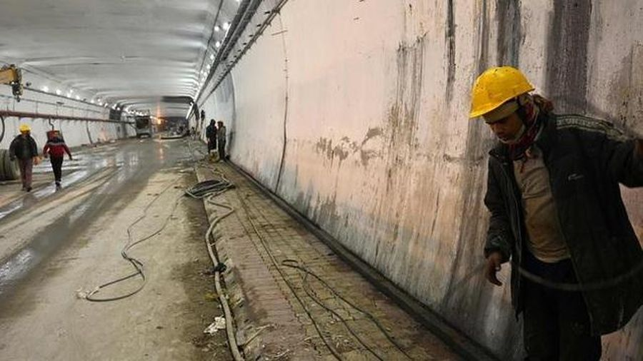 Ấn Độ chi 400 triệu USD đào hầm gần biên giới Trung Quốc, rút ngắn thời gian chuyển quân từ xuống còn 10 phút