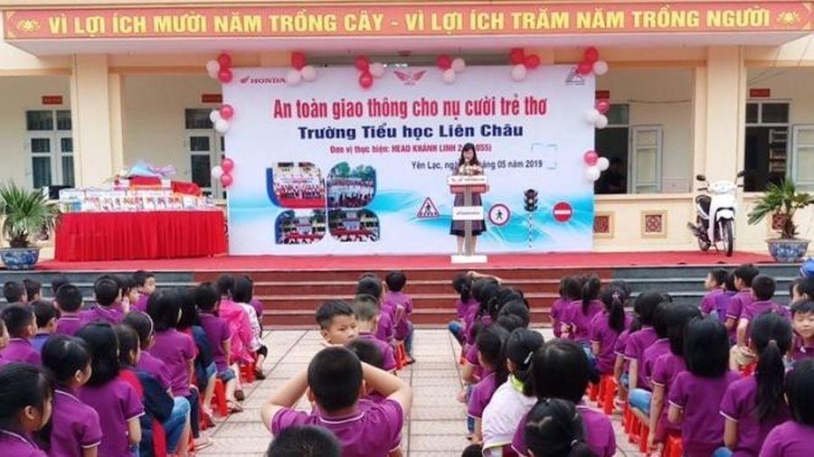 Vĩnh Phúc: Trường Tiểu học Liên Châu đổi mới mạnh mẽ sự nghiệp 'trồng người'!