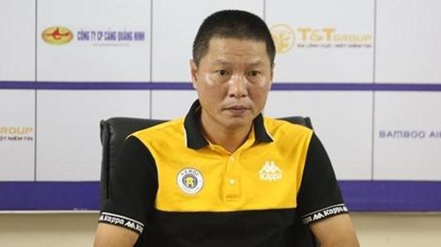 HLV Chu Đình Nghiêm: Hà Nội FC là một gia đình