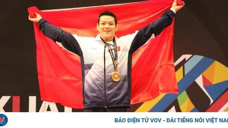 Ngày này năm xưa: Thạch Kim Tuấn phá kỷ lục ASIAD nhưng chỉ giành HCB