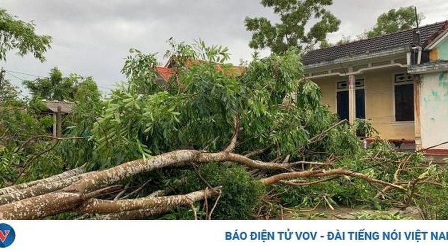 Thừa Thiên Huế đã có 4 người thiệt mạng do bão số 5