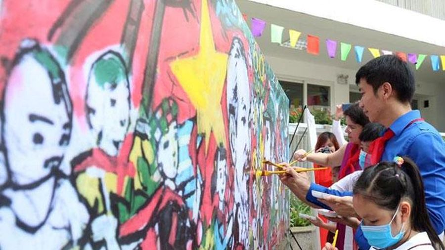 Phát động cuộc thi vẽ tranh ''Việt Nam - Cuba thắm tình đoàn kết''