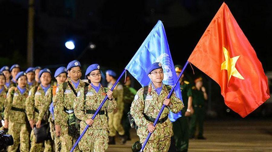 Kỷ niệm 43 năm ngày Việt Nam gia nhập Liên Hợp Quốc
