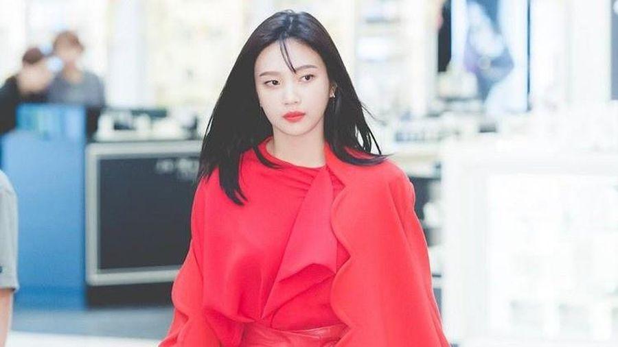 Joy (Red Velvet) bị chê mặc hàng hiệu