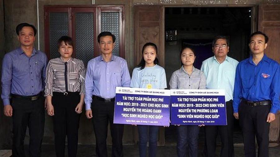 PC Quảng Ngãi với công tác an sinh xã hội