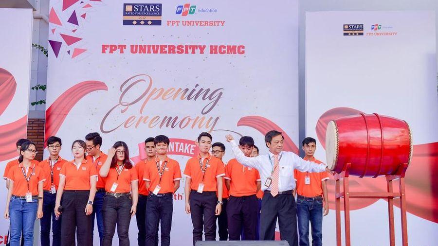 Trường ĐH FPT khai giảng năm học 2020-2021