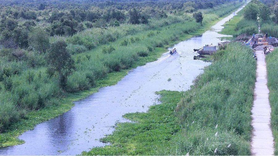 Giải pháp nào đảm bảo nước ngọt ở miền Tây?