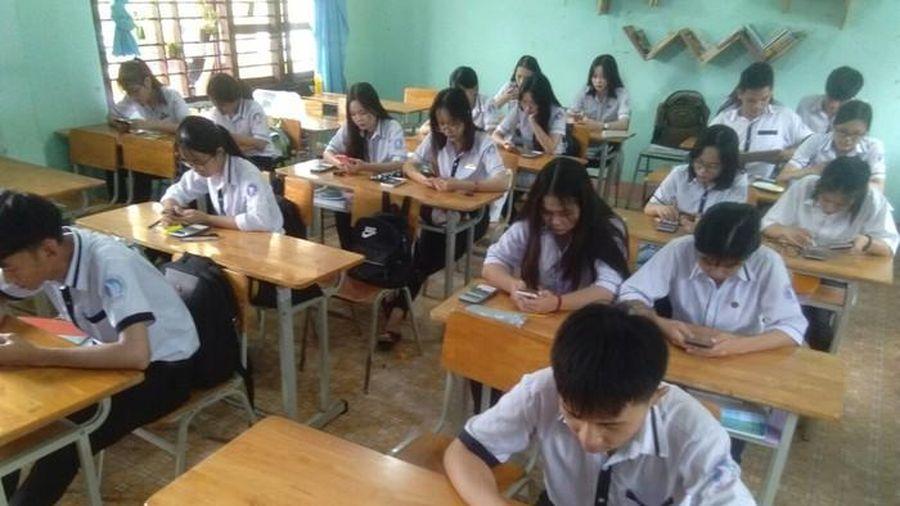 Được sử dụng điện thoại để dạy, học thật là tuyệt vời!