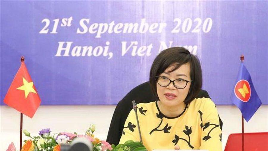 Diễn đàn ASEAN về tăng khả năng phục hồi và đoàn kết của gia đình