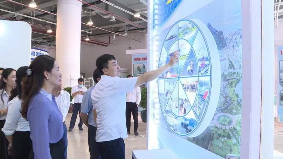 Khẩn trương hoàn thành Triển lãm Thành tựu phát triển KT-XH tỉnh Quảng Ninh
