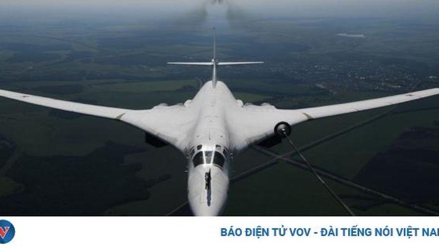 'Thiên nga trắng' Tu-160 của Nga lập kỷ lục thế giới khi bay thẳng 20.000km trong 25 giờ