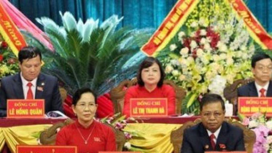 Hà Nam: Đại hội Đảng bộ tỉnh Hà Nam lần thứ XX