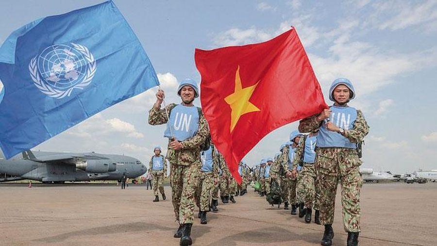Việt Nam - thành viên trách nhiệm, tích cực của Liên hợp quốc