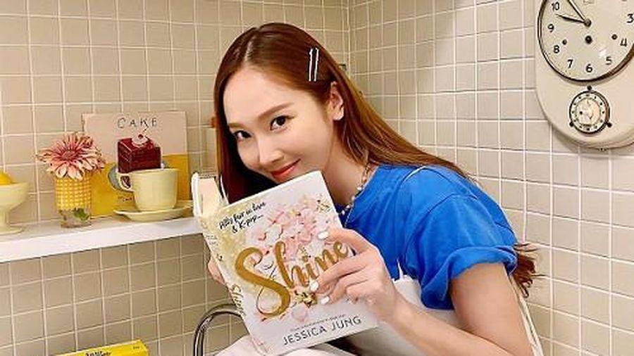 'Shine' của Jessica Jung: Ai là nam idol khiến nữ chính suýt tiêu tan sự nghiệp?