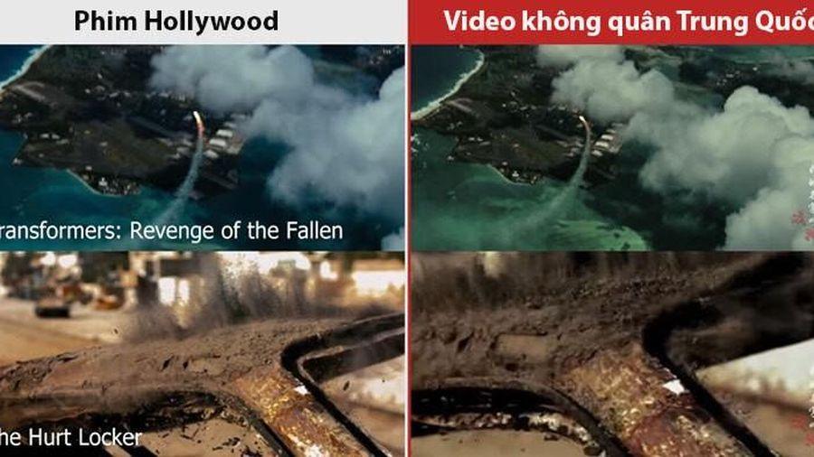 Dân mạng Trung Quốc giận dữ khi oanh tạc cơ H-6K được quảng bá bằng... phim Hollywood
