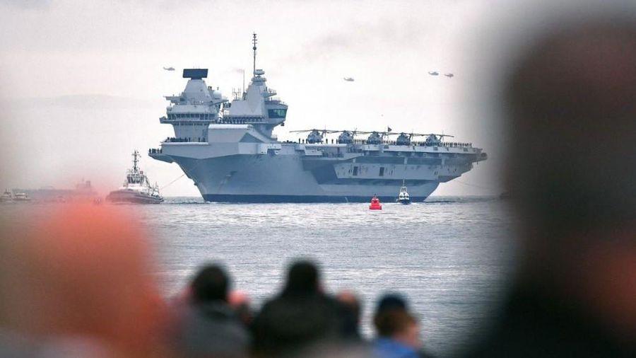 Philippines phản đối Trung Quốc đẩy các cường quốc phương Tây khỏi Biển Đông