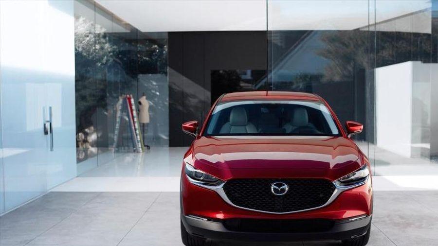 Mazda gia nhập cuộc đua Crossover cỡ nhỏ với mẫu CX-30