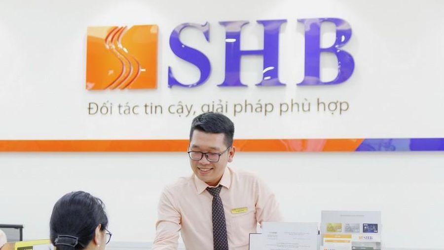 SHB nhận 4 giải thưởng quốc tế danh giá