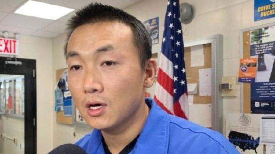 Người Tây Tạng làm cảnh sát Mỹ, nghi kiêm gián điệp Trung Quốc