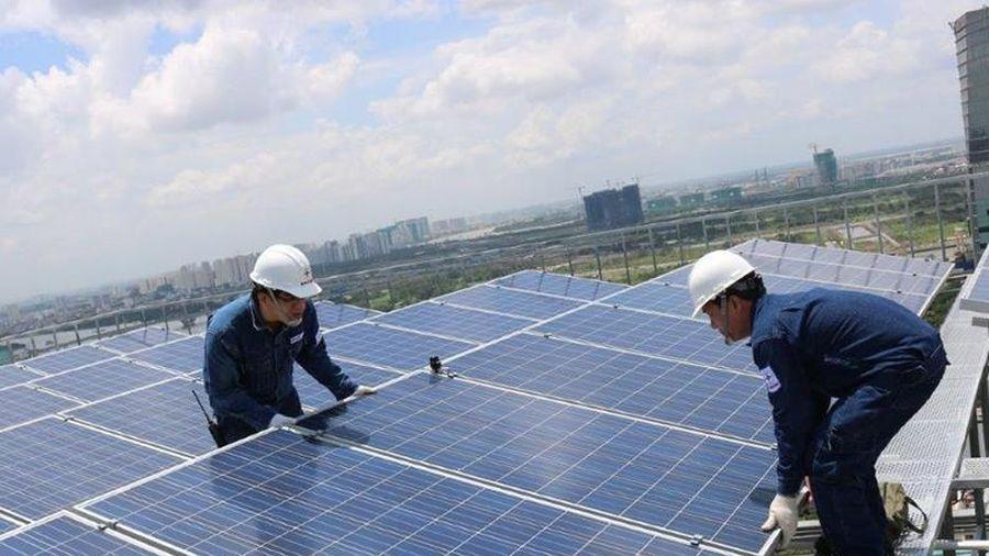 Bộ Công Thương hướng dẫn phát triển điện mặt trời mái nhà