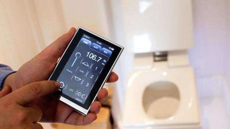 Thiết bị vệ sinh thông minh định hình căn hộ cao cấp