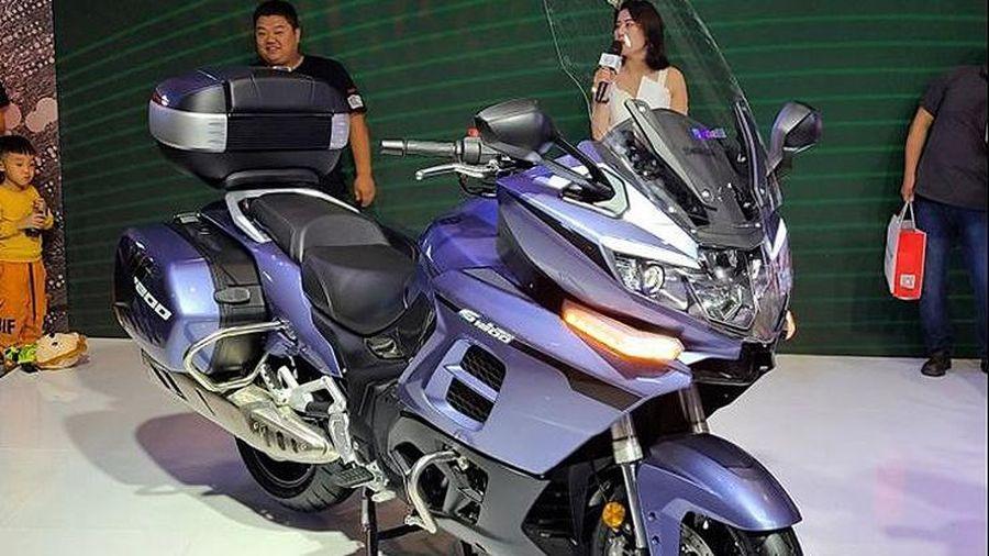 Benelli 1200GT được ra mắt - sport touring mạnh 134 mã lực