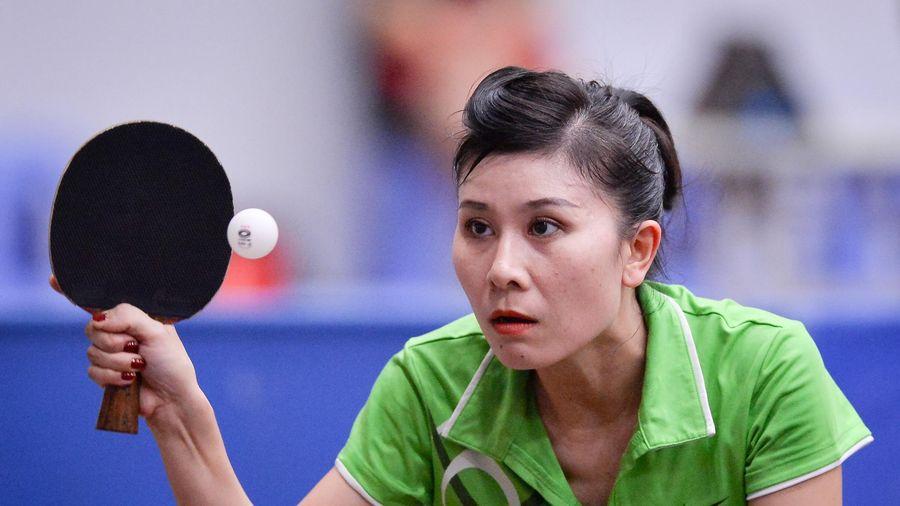 Hơn 200 tay vợt tham dự giải bóng bàn Hội Nhà báo Việt Nam