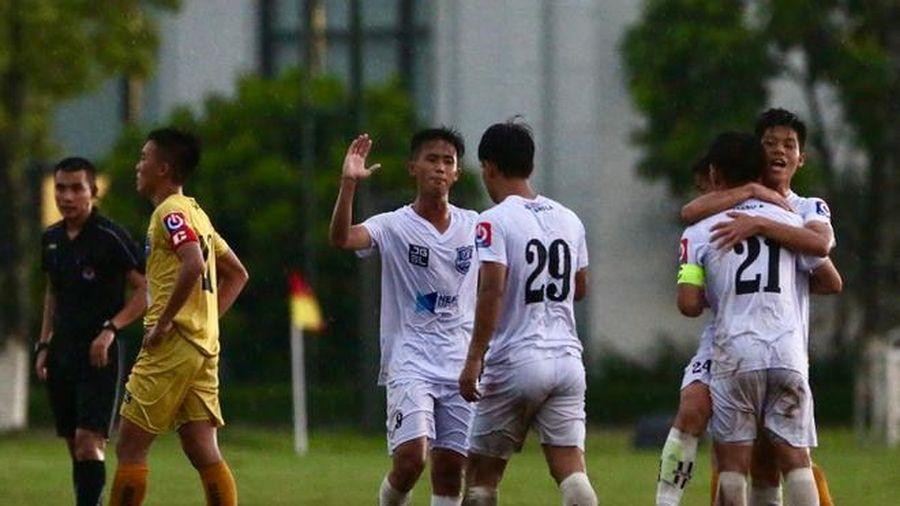 U17 HAGL biến Thanh Hóa thành cựu vương