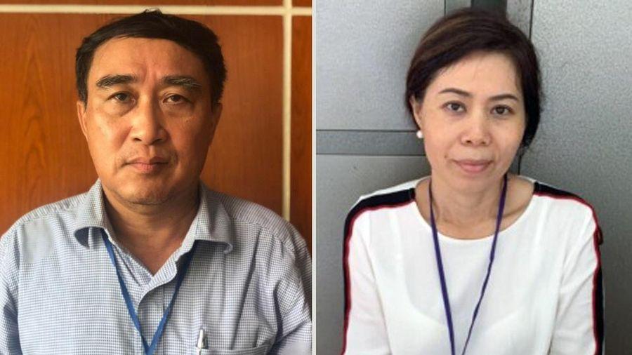 Khởi tố cựu Tổng giám đốc Unimex Hà Nội