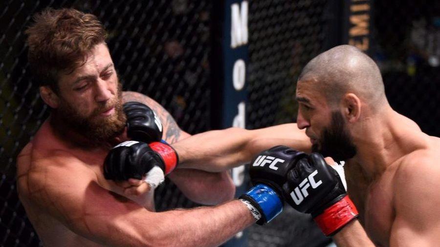 Những màn knock-out tại UFC Vegas 11
