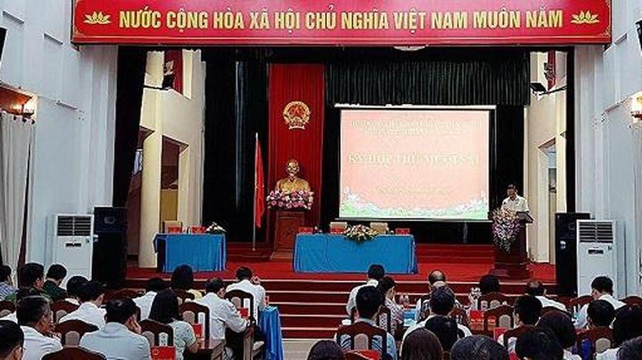 Kỳ họp thứ 16 HĐND huyện Thanh Trì: Tập trung giải pháp đảm bảo tiến độ các dự án