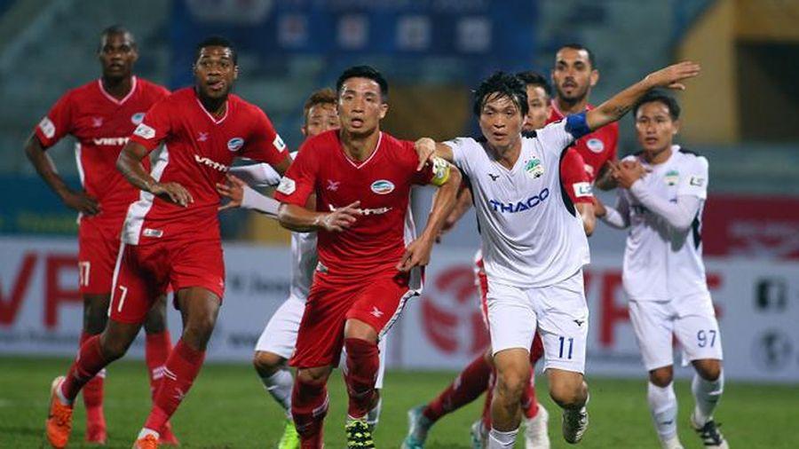 Động lực mới cho cuộc đua V-League