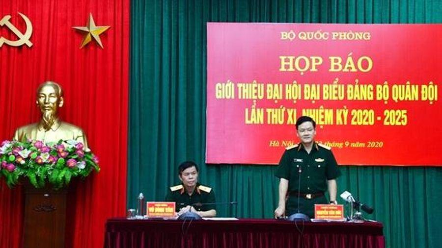 Tổng Bí thư, Chủ tịch nước Nguyễn Phú Trọng sẽ dự và trực tiếp chỉ đạo Đại hội Đảng bộ Quân đội lần thứ 11