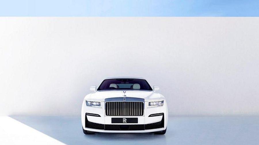 Xe siêu sang Rolls-Royce sẽ ưu tiên sang trọng hơn công nghệ