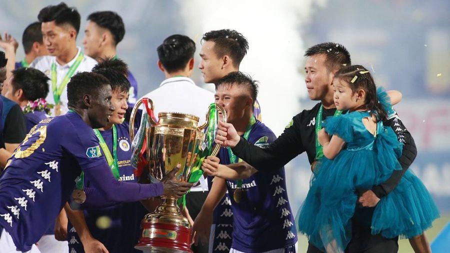 Việt Nam có 3 suất dự đấu trường AFC Champions League và AFC Cup 2021