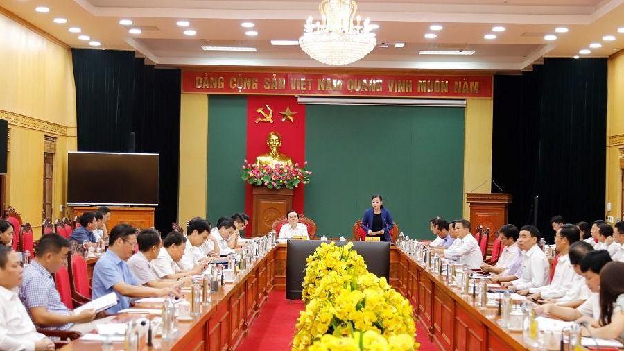 Bộ trưởng Phùng Xuân Nhạ: 'Mỏ trí tuệ' cần phát huy hết tiềm năng
