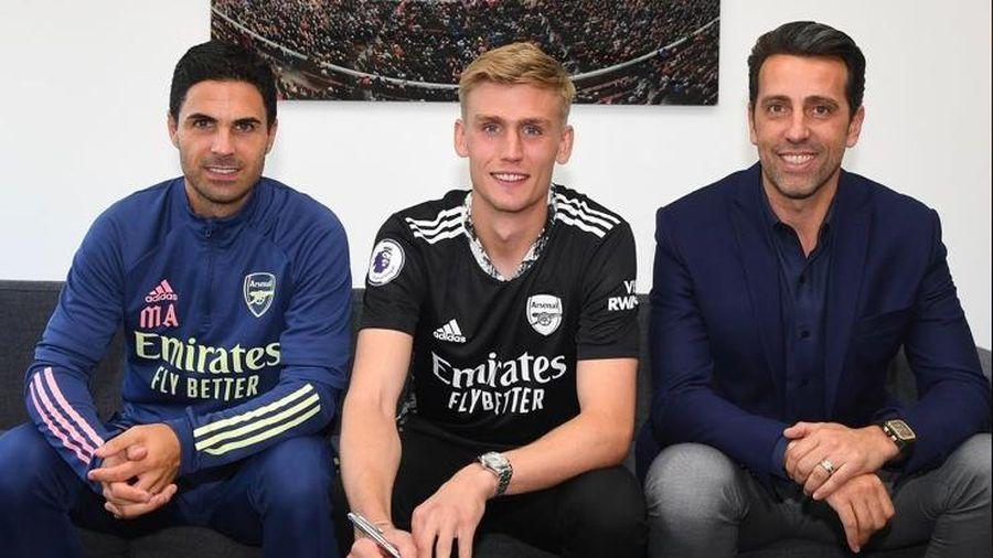Arsenal chính thức có tân binh thứ 4 ở kỳ chuyển nhượng mùa Hè