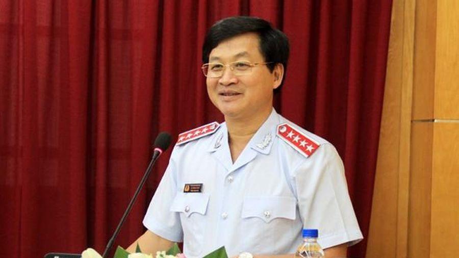 Ông Lê Minh Khái tiếp tục được bầu làm Bí thư Đảng ủy Thanh tra Chính phủ